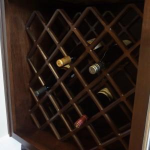 Wine Rack Cabinet