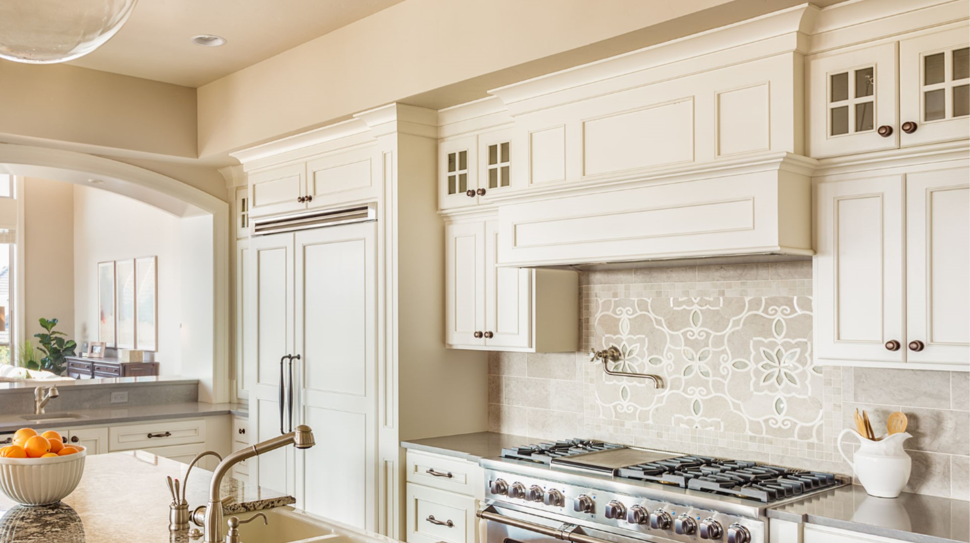 Are Stacked Cabinets Right For Your Home Cabinet Cures Of Boston