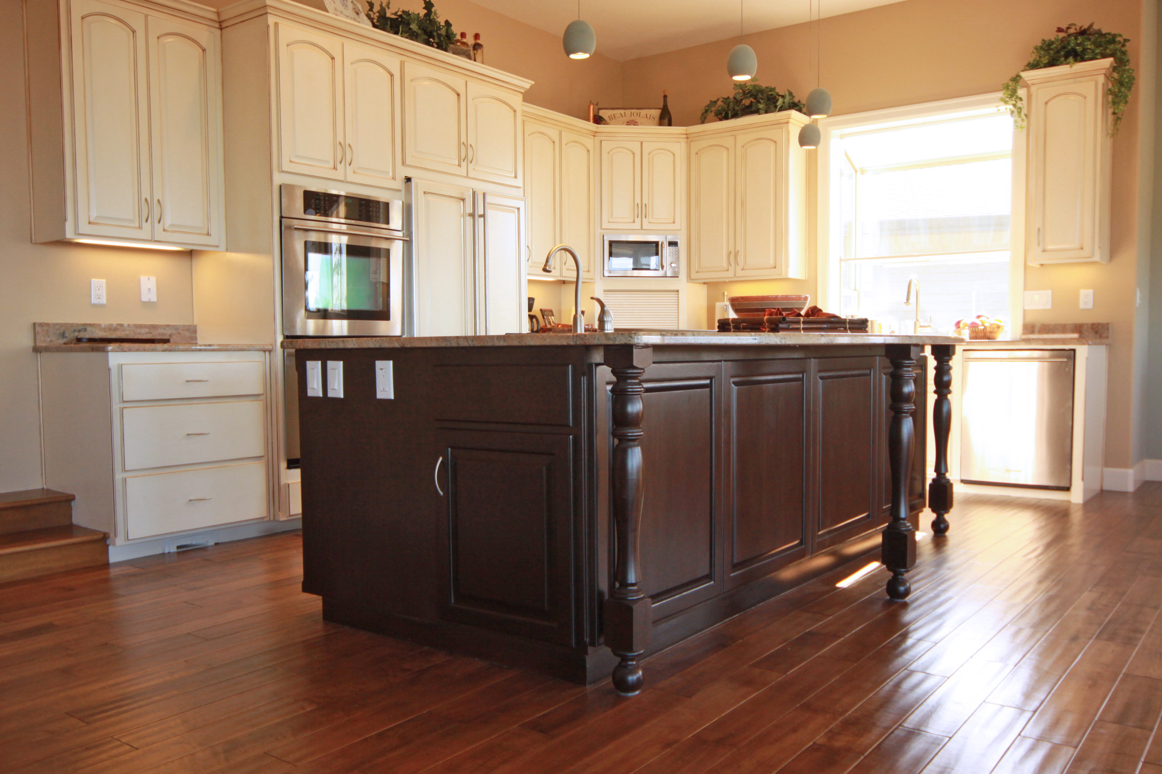 white and brown kitchen cabinets boston cabinet cures
