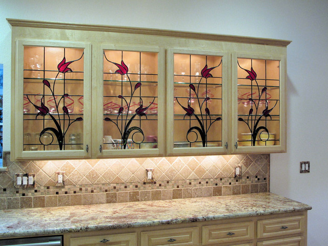 stained kitchen cabinet door glass boston cabinet cures