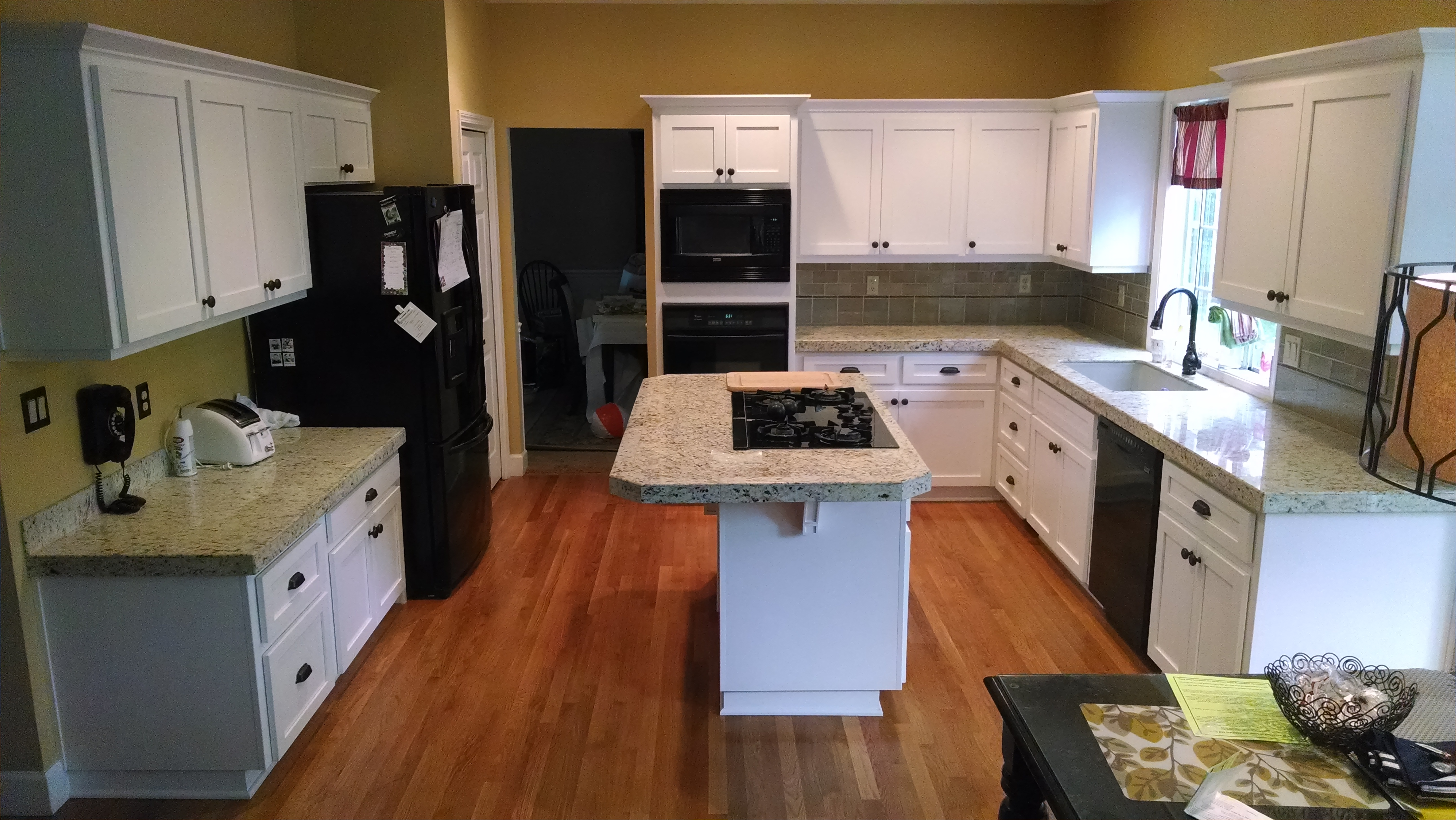 white cabinets marble counters boston cabinet cures