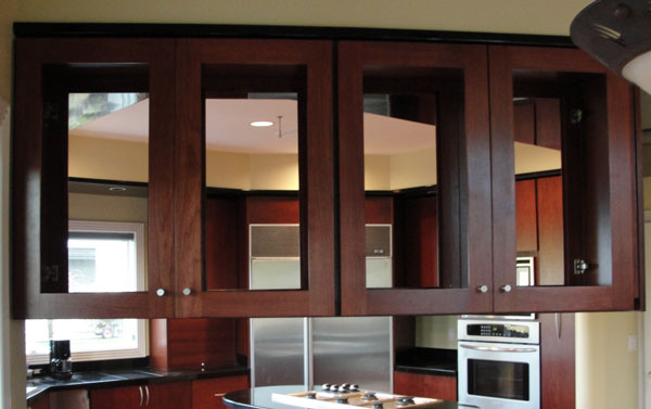 clear kitchen cabinet door glass red wood boston cabinet cures