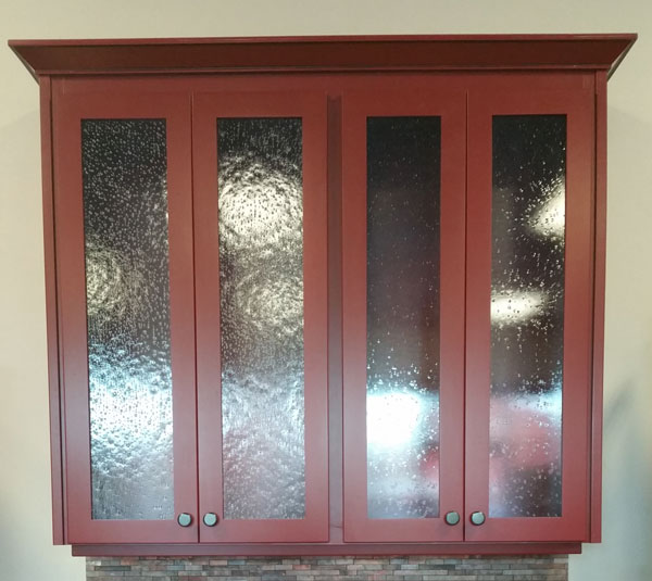 seeded kitchen cabinet door glass boston cabinet cures