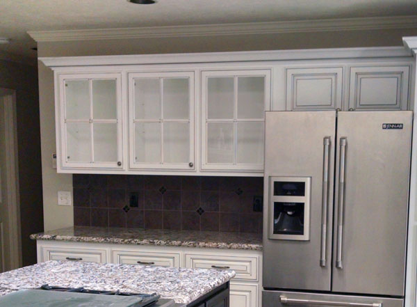 clear cabinet door glass white kitchen cabinets boston cabinet cures