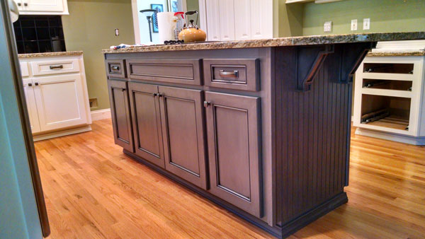 Craftsman Kitchen Elements - Cabinet Cures of Boston