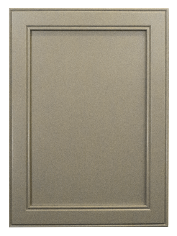 Before Image of Cabinet Cures of Boston Door